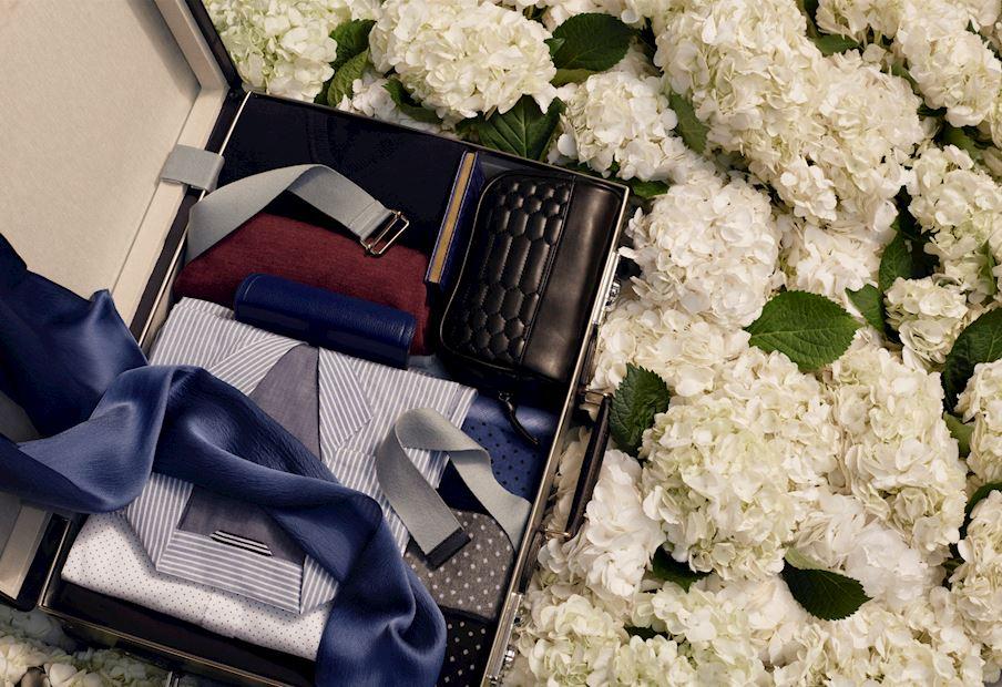Butler Servisi - Bavul yerleştirme